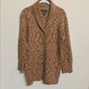 Sweaters - Vintage marled button up cardigan